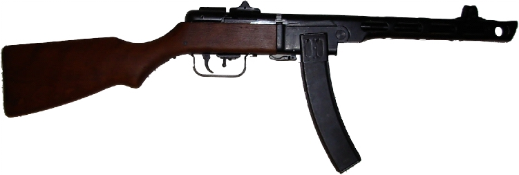PPSH-41 Full Auto Replica