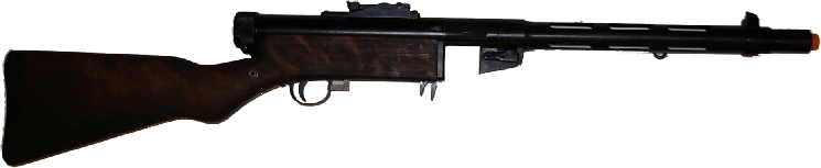 Suomi M31 Full Auto Replica