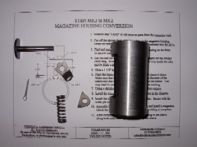 Magazine Housing Conversion Kit